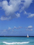 Carlisle Bay, Barbados, Caribbean Photographic Print by Doug Pearson