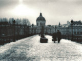 Pont Des Artes, Paris, France Photographic Print by Jon Arnold