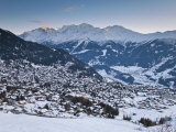 Verbier, Valais, Four Valleys Region, Switzerland Photographic Print by Gavin Hellier