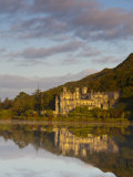 Kylemore Abbey, Connemara National Park, Connemara, Co, Galway, Ireland Photographic Print by Doug Pearson