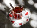 Turkish Tea Fotografie-Druck von Peter Adams