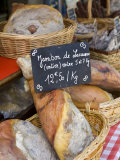Local Produce at Market Day, Mirepoix, Ariege, Pyrenees, France Photographic Print by Doug Pearson