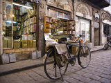 Street Scene in the Old City, Damascus, Syria Photographie par Julian Love