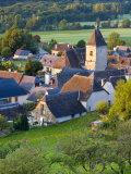 Doug Pearson - Village D'Aucun, Hautes- Pyrenees, France - Fotografik Baskı