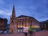 West Midlands, Birmingham, Town Hall, England Photographic Print by Jane Sweeney