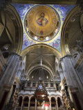 Church of the Holy Sepulchre, Jerusalem, Israel Photographic Print by Michele Falzone