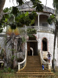 Derelict Hospital, Sao Tomé Photographic Print by Camilla Watson