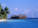 Maldive Islands, Indian Ocean Photographic Print by Calum Stirling