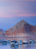 Arizona, Nr Page, Wahweap, Lake Powell, USA Photographic Print by Alan Copson