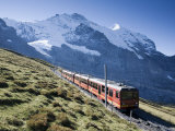 Kleine Scheidegg, Berner Oberland, Switzerland Photographic Print by Doug Pearson