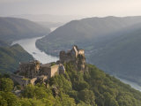 Burg Aggstein, Wachau, Lower Austria, Austria Photographic Print by Doug Pearson