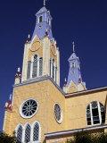 Church of San Francisco, Santiago, Chile Photographic Print by John Warburton-lee