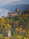 Burg Stahleck, Bacharach, Rhine Valley, Germany Photographic Print by Doug Pearson