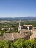 Bonnieux Vaucluse, Provence Alpes Cote D'Azur, France Photographic Print by Doug Pearson