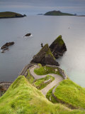Dunquin Harbour, Dingle Peninsula, County Kerry, Munster, Republic of Ireland Photographic Print by Doug Pearson