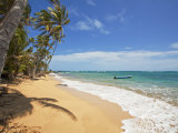 Corn Islands, Little Corn Island, Garret Point, Nicaragua Photographic Print by Jane Sweeney