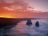12 Apostles, Victoria, Australia Photographic Print by Walter Bibikow