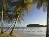 Beach, La Sagesse Estate, Grenada, Caribbean Photographic Print by Walter Bibikow