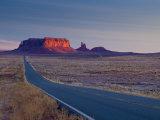 Arizona-Utah, Monument Valley, USA Photographie par Alan Copson