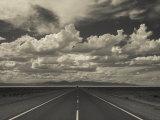 Jujuy Province, Salinas Grande Salt Pan, Rn 52 Highway, Argentina Photographic Print by Walter Bibikow