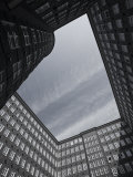 State of Hamburg, Hamburg, Merchant District, Sprinkenhof Office Building, Germany Photographic Print by Walter Bibikow
