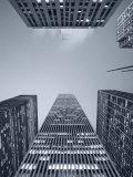 New York City, Manhattan, Skyscrapers Along Sixth Avenue, USA Photographic Print by Gavin Hellier