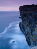 Dun Aengus and Cliffs, Inishmore, Aran Islands, Co, Galway, Ireland Photographic Print by Doug Pearson