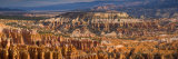Utah, Bryce Canyon National Park, from Inspiration Point, USA Photographic Print by Alan Copson