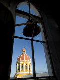 Granada, Cathedral of Granada, Bell Tower, Nicaragua Photographic Print by John Coletti