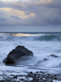Early Morning at Widemouth Bay, Cornwall, UK Photographic Print by Nadia Isakova