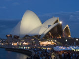 Opera House, Sydney, New South Wales, Australia Photographic Print by Michele Falzone