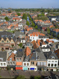 View from Nieuwe Kerk, Delft, Netherlands Photographic Print by Ivan Vdovin