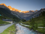 Cirque De Gavarnie, Midi-Pyrenees, France Photographic Print by Doug Pearson