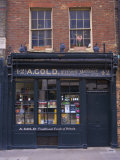 Traditional Shop, London, England, UK Photographic Print by Neil Farrin