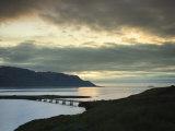 Skagafjordur Sound, North Coast, Iceland Photographic Print by Michele Falzone