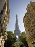 Eiffel Tower, Paris, France Photographic Print by Neil Farrin