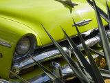 Havana, Vintage American Cars, Havana, Cuba Photographic Print by Paul Harris