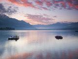 Ticino, Lake Maggiore, Locarno, Lakefront, Switzerland Photographic Print by Walter Bibikow