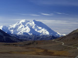 Mount Mckinley, Denali National Park, Alaska, USA Photographic Print by John Warburton-lee