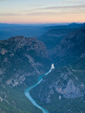 Gorges Du Verdon, Provence-Alpes-Cote D'Azur, France Photographic Print by Doug Pearson