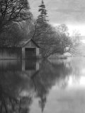 Boathouse, Cumbria, England, UK Photographie par Nadia Isakova