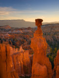 Utah, Bryce Canyon National Park, Thors Hammer Near Sunset Point, USA Photographic Print by Alan Copson