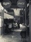Montevideo, Mercado Del Puerto, Parilladas Grill Restaurants, Nr, Uruguay Photographic Print by Walter Bibikow