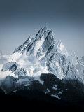 Chamonix, Haute Savoie, Alps, France Fotografisk trykk av Jon Arnold