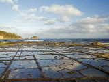 Tasmania, Tasman Peninsula, Tasman National Park, Tesselated Pavements, Australia Photographic Print by Christian Kober