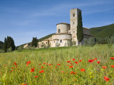 San Antimo Church, Tuscany, Italy Photographic Print by Doug Pearson