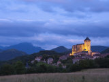 Doug Pearson - St Bertrand De Comminges, Haute-Garonne, Midi-Pyrenees, France - Fotografik Baskı