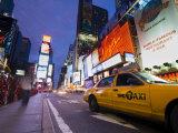 New York, Manhattan, Times Square, USA Photographic Print by Alan Copson