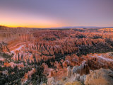 Utah, Bryce Canyon National Park, USA Photographic Print by Alan Copson