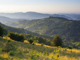 Landscape Near Montsegur, Ariege, Pyrenees, France Photographic Print by Doug Pearson